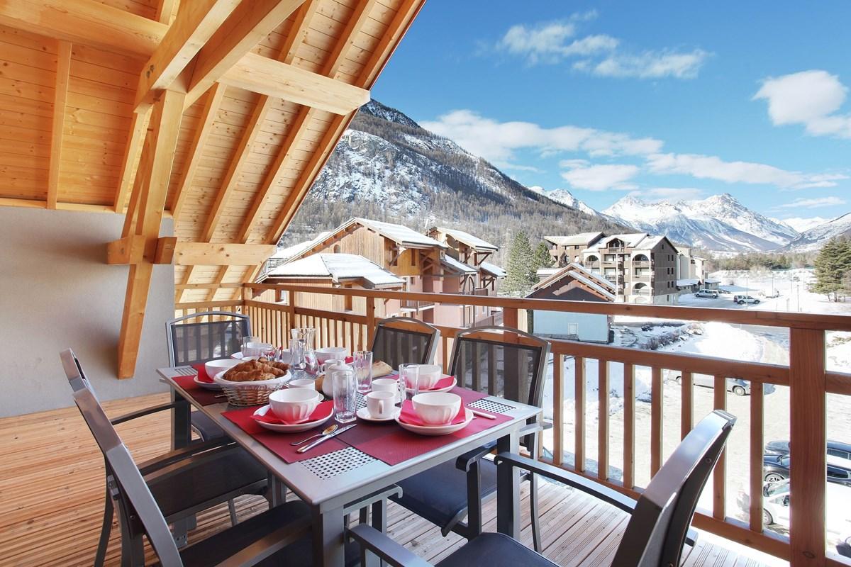 location ski serre chevalier residence odalys aquisana 3