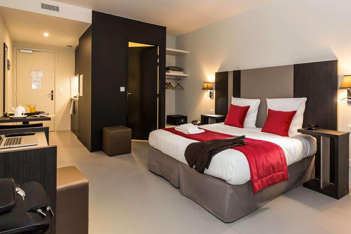 location hotel paris appart hotel odalys paris 17 4