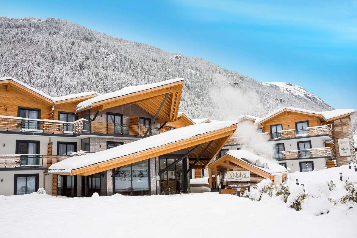 location ski chamonix residence prestige odalys isatis 1