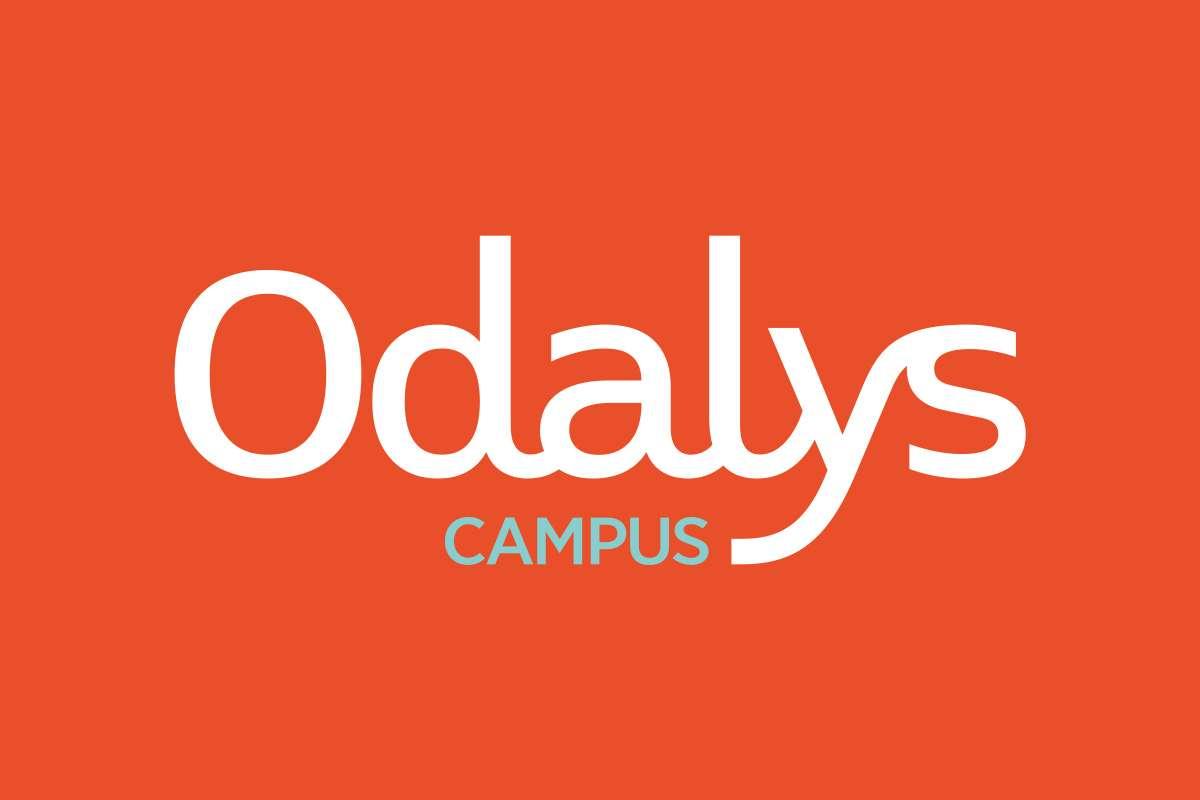 Nouveau logo Odalys campus