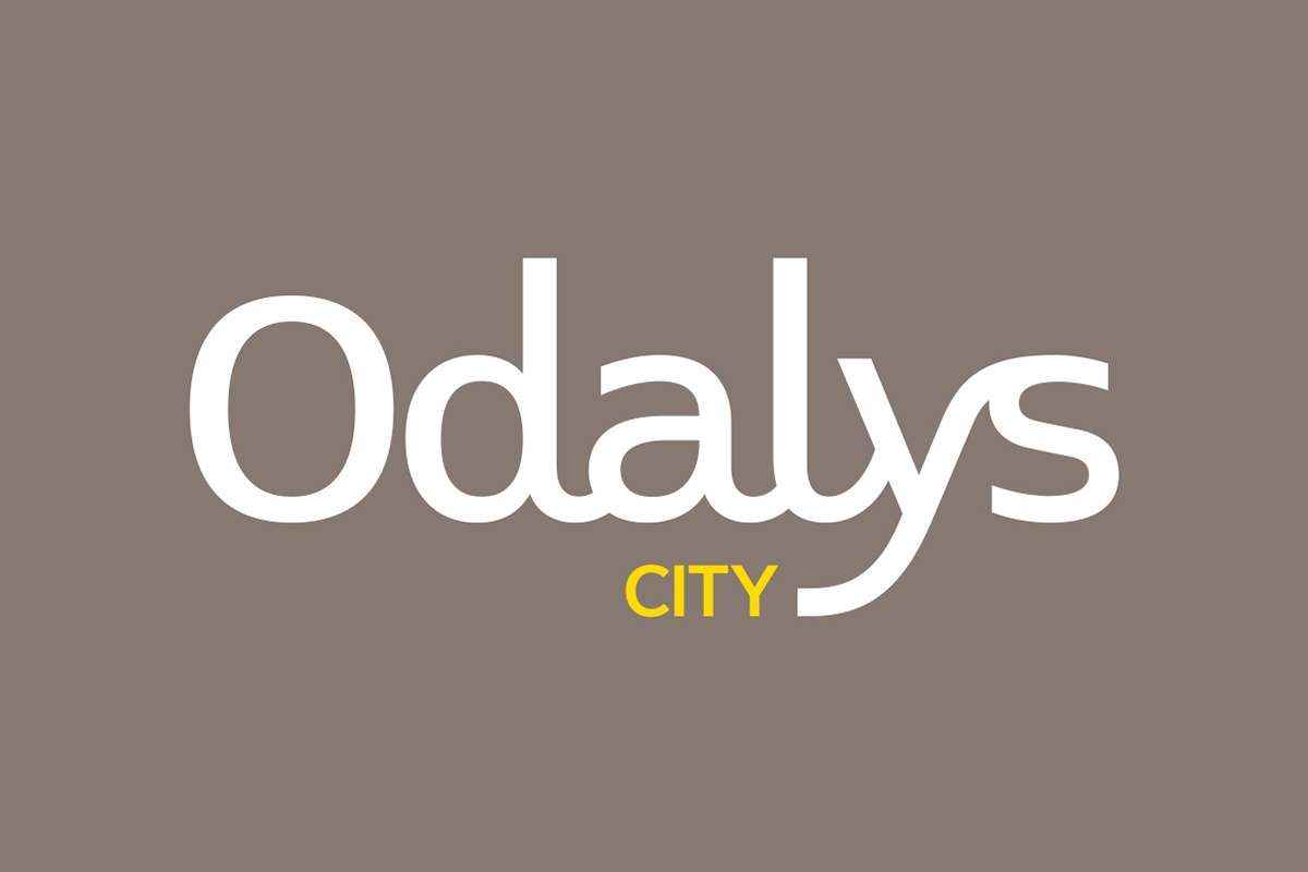 Nouveau logo Odalys city