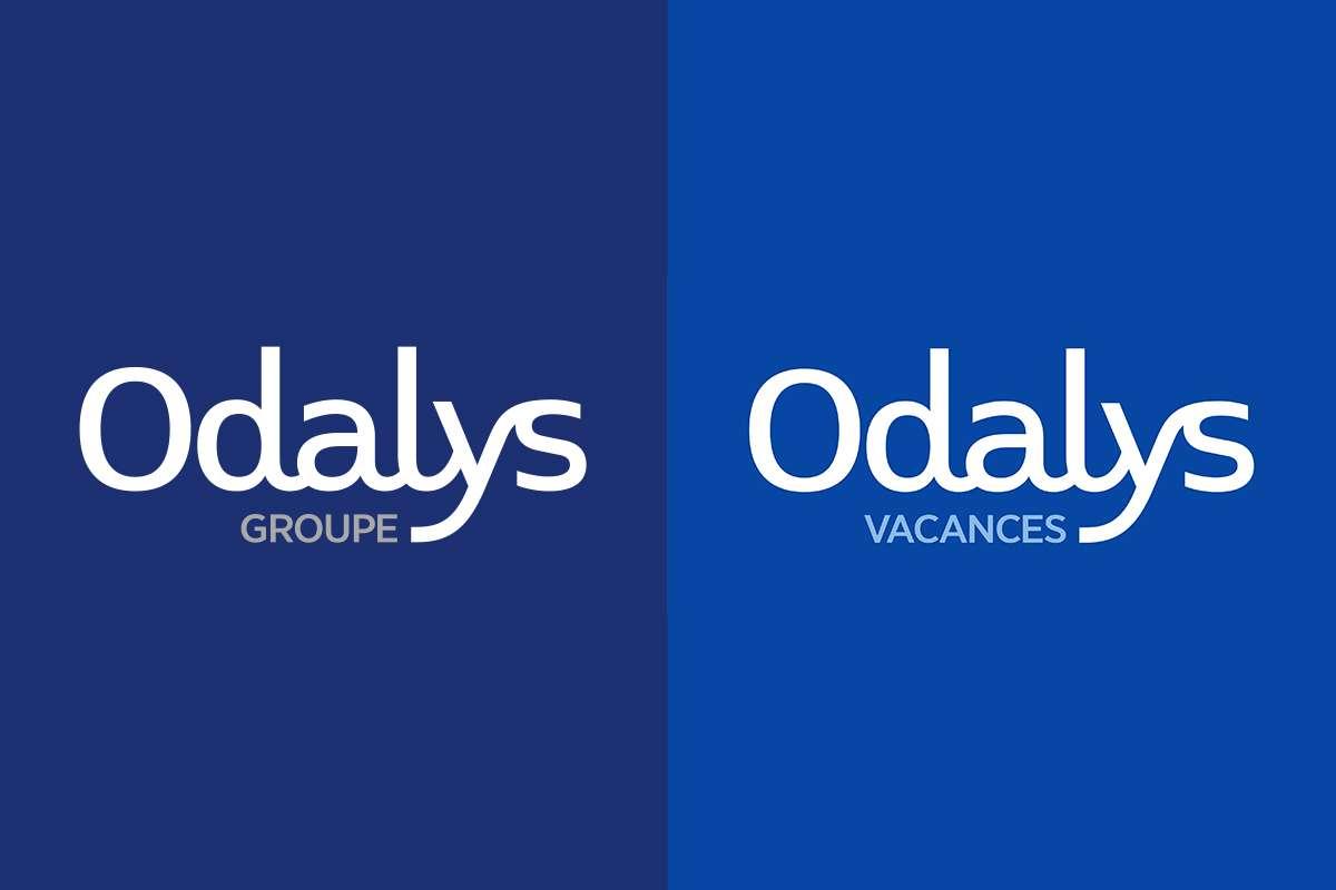 Nouvelle identité Odalys Groupe et Odalys Vacances