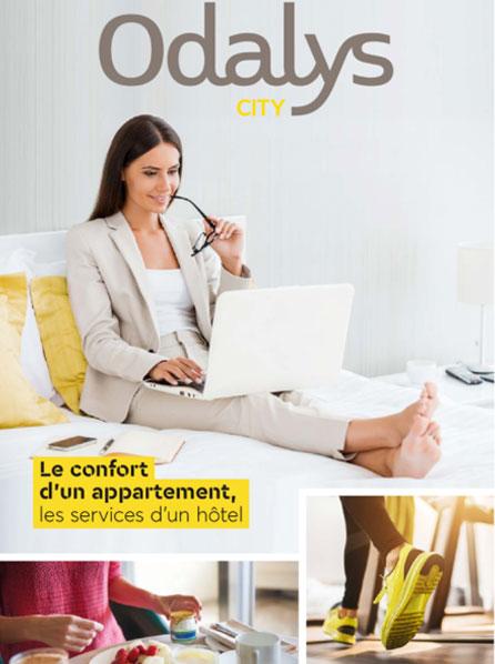 catalogue odalys city