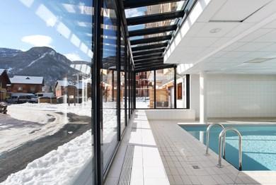 location ski serre chevalier residence odalys aquisana