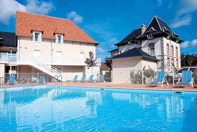 location cabourg residence odalys les dunettes
