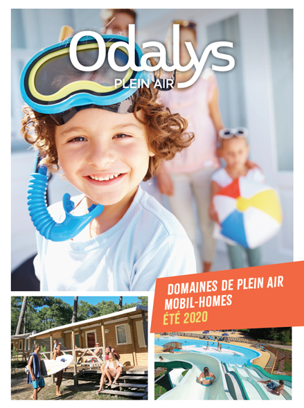 odalys groupe catalogue plein air 2020