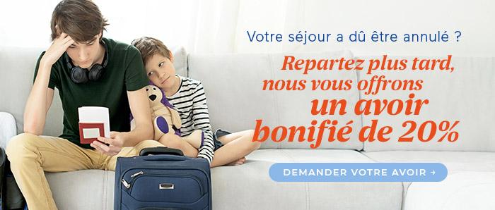 Odalys Vacances Avoir Bonifié